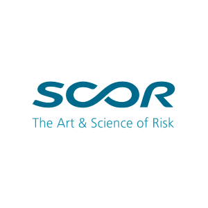 Logo scor The art and science of risk
